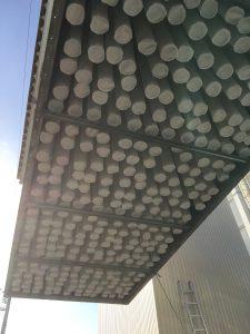 aspiracao industrial filtro de mangas